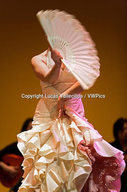 Model relased photo.Dancer Kayoko Nakata. In Morioka theatre. Morioka,Iwate prefecture,Japan.