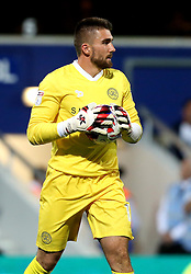 Matt Ingram of Queens Park Rangers - Mandatory by-line: Robbie Stephenson/JMP - 10/08/2016 - FOOTBALL - Loftus Road - London, England - Queens Park Rangers v Swindon Town - EFL League Cup