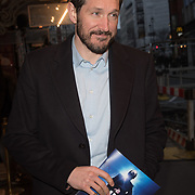 Bertie Carvel Arriver at the Quiz press night at Noel Coward Theatre, London, UK
