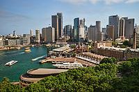 Sydney Skyline & Circular Quay