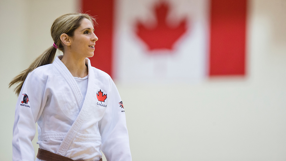 Sarnia, Ont.'s Priscilla Gagne suffered a broken foot in 2011 that kept her from competing for eight months. But the judo athlete has thrived recently, winning her first World Cup medal – a bronze - last February before capturing silver at the Parapan Am Games.