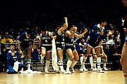 Europei Francia 1983 - Nantes: esultanza team italia, ario costa, caglieris, romeo meo sacchetti