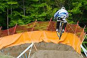 UCI World Cup 2010. Downhill round 1. Maribor, Solvenia.