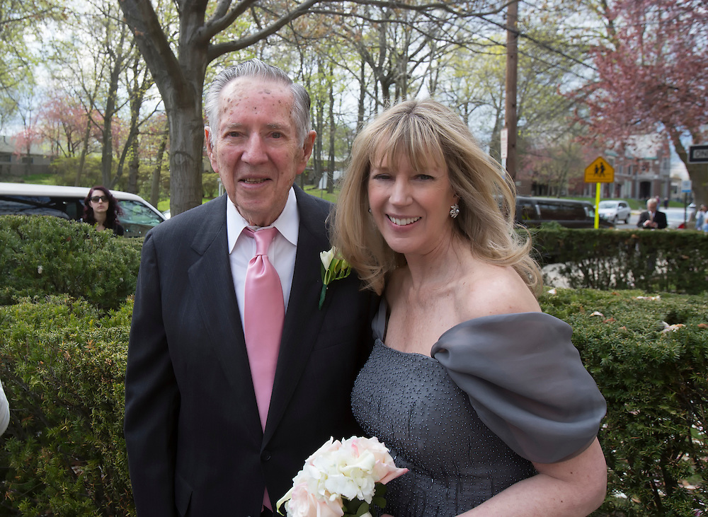 Kim Seedor and Steve Thompson's wedding, Larchmont NY , May 3, 2014