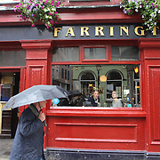 Farrington's Pub, Temple Bar, Dublin, Ireland. Photo Tim Clayton