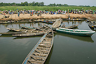 Ganvie Lake Village in Benin