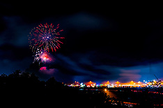 07/03/15 WDTV Independence Firework Show