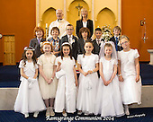 Ramsgrange, Ballyhack & Shielbaggan Communion 2014