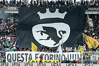 coreografia tifosi Juventus<br /> Torino 26-04-2015 Stadio Olimpico, Football Calcio Serie A Torino - Juventus Foto Image Sport / Insidefoto