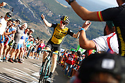 Floris De Tier (BEL, Team LottoNL - Jumbo) during the 73th Edition of the 2018 Tour of Spain, Vuelta Espana 2018, Stage 13 cycling race, Candas Carreno - La Camperona 174,8 km on September 7, 2018 in Spain - Photo Luca Bettini / BettiniPhoto / ProSportsImages / DPPI