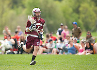 Lakes Region Lacrosse U15 boys versus Keene May 13, 2012.
