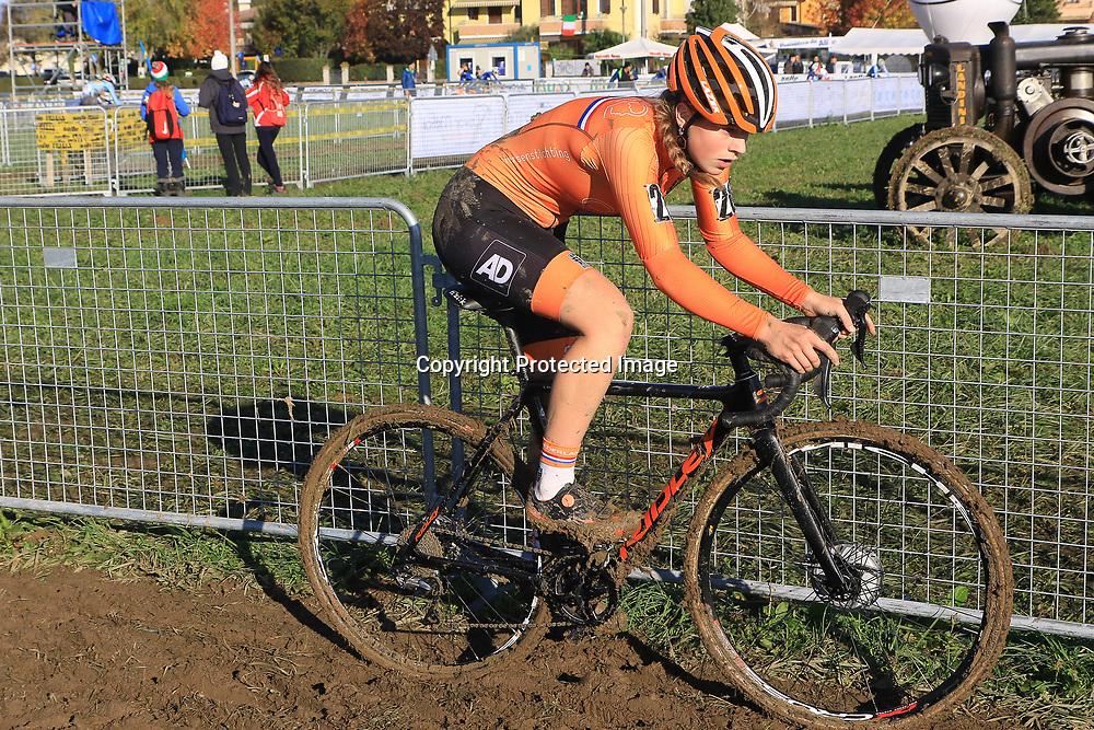 10-11-2019: Wielrennen: Europees Kampioenschap Veldrijden: Silvelle<br />Senne Knaven
