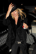 05.NOVEMBER.2007. LONDON<br /> <br /> A VERY TIRED & GAUNT LOOKING KATE MOSS WHO HAS A BRUISE ON THE SIDE OF HER FACE AND HER NOSE LOOKS REALLY THIN LEAVING THE CLIFTON PUB AT 10.30PM WITH DAVINIA TAYLOR AND HEADED BACK TO DAVINIA'S HOUSE. 10 MINUTES LATER LIAM GALLAGHER LEFT THE CLIFTON PUB AND WENT BACK TO DAVINIA'S WITH DAVE GARDNER. THEN AT 2.00AM KATE'S BOYFRIEND JAMIE HINCE ARRIVED WITH HIS GUITAR AND THEY PARTIED UNTILL 4.30AM WHEN A VERY DRUNK LIAM LEFT DAVINIA'S HOUSE AND OFFERED TO FIGHT A PHOTOGRAPHER THEN GOT INTO A CAB HOME.<br /> <br /> BYLINE: EDBIMAGEARCHIVE.CO.UK<br /> <br /> *THIS IMAGE IS STRICTLY FOR UK NEWSPAPERS AND MAGAZINES ONLY*<br /> *FOR WORLD WIDE SALES AND WEB USE PLEASE CONTACT EDBIMAGEARCHIVE - 0208 954 5968*