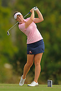 Brittany Altomare during the first round of the Symetra Tour Championship at LPGA International on Sept. 26, 2013 in Daytona Beach, Florida. <br /> <br /> <br /> ©2013 Scott A. Miller