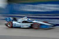 Helio Castroneves, Streets of Toronto, Toronto, Ontario, CAN 7/20/2014