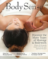 Body Sense Winter 2016 cover photography by Elena Ray