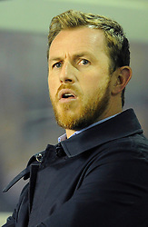 Birmingham City Manager, Gary Rowett  - Photo mandatory by-line: Dougie Allward/JMP - Mobile: 07966 386802 - 18/02/2015 - SPORT - Football - Birmingham - ST Andrews Stadium - Birmingham City v Middlesbrough - Sky Bet Championship