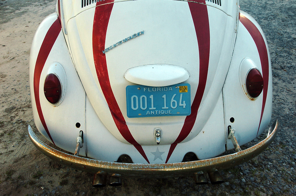 Volkswagen Beetle in Central Florida
