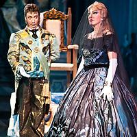 Teatro dell'Opera Nazionale Taras Shevchenko. Cenerentola di Giacomo Puccini. Aleksander Boyko e Angelina Shvachka