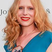 NLD/Amsterdam/20130705 - Presentatie Johnnie Walker Voyager - Jan Taminiau coctail, Jolanda van den Berg