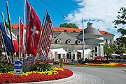 Kurort Baden bei Wien, Niederösterreich, Österreich .|.Spa Baden, Niederösterreich, Austria..