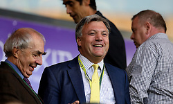 Former Politician Ed Balls at Norwich City - Mandatory by-line: Robbie Stephenson/JMP - 16/08/2016 - FOOTBALL - Carrow Road - Norwich, England - Norwich City v Bristol City - Sky Bet Championship