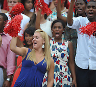 Ole Miss fans at Vaught-Hemingway Stadium in Oxford, Miss. on Saturday, September 3, 2011. BYU won 14-13.