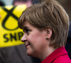 Nicola Sturgeon joins the SNP's candidate for East Lothian George Kerevan on the campaign trail in Musselburgh tomorrow. <br /> <br /> The First Minister commented that a vote for the SNP is vital to ensure that Scotland's jobs and industries are protected. An SNP victory in the General Election will give the party a mandate to demand that the Scottish Government is at the top table in Brexit negotiations, standing up for the interests of businesses and for <br /> workers rights.<br /> <br /> Pictured: Nicola Sturgeon