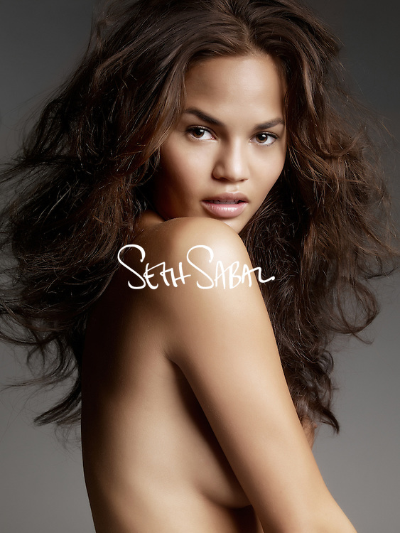 Chrissy Teigen by Seth Sabal