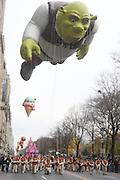26 November 2009, NY, NY- Shrek at The 2009 Macy's Day Parade held on November 26, 2009 in New York City. Terrence Jennings/Sipa