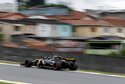 November 10, 2018 - Sao Paulo, Brazil - Motorsports: FIA Formula One World Championship 2018, Grand Prix of Brazil World Championship;2018;Grand Prix;Brazil ,  #27 Nico Hülkenberg (Renault Sport F1 Team) (Credit Image: © Hoch Zwei via ZUMA Wire)