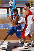 DESCRIZIONE : Porto San Giorgio Raduno Collegiale Nazionale Maschile Amichevole Italia Premier Basketball League<br /> GIOCATORE : Bruno Cerella<br /> SQUADRA : Nazionale Italia Uomini<br /> EVENTO : Raduno Collegiale Nazionale Maschile Amichevole Italia Premier Basketball League<br /> GARA : Italia Premier Basketball League<br /> DATA : 11/06/2009 <br /> CATEGORIA : penetrazione<br /> SPORT : Pallacanestro <br /> AUTORE : Agenzia Ciamillo-Castoria/C.De Massis<br /> Galleria : Fip Nazionali 2009<br /> Fotonotizia :  Porto San Giorgio Raduno Collegiale Nazionale Maschile Amichevole Italia Premier Basketball League<br /> Predefinita :