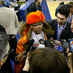 New York Knicks | O2 London Practice Day | 16 January 2013