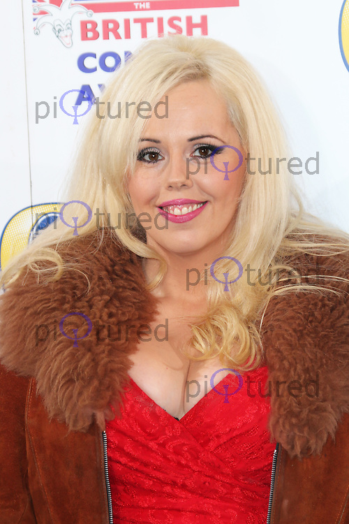 Roisin Conaty, British Comedy Awards, Fountain Studios, London UK, 12 December 2013, Photo by Richard Goldschmidt