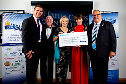 Exeter Dementia Action Alliance - Mandatory by-line: Robbie Stephenson/JMP - 03/10/2019 - RUGBY - Sandy Park - Exeter, England - Exeter Chiefs 2019 Season Kick Off Dinner