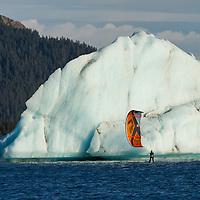Patagonia Kiting Alaska Trip