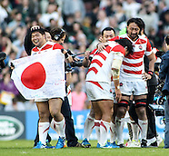 RWC - South Africa v Japan - Pool B - 19/09/2015