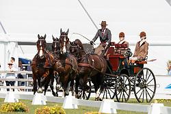 Degrieck Dries, BEL, Dirk, Garrelt, Grenadier, Zico<br /> CHIO Aachen 2018<br /> © Hippo Foto - Dirk Caremans<br /> Degrieck Dries, BEL, Dirk, Garrelt, Grenadier, Zico