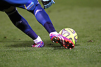 Illustration ballon gardien de but  - 14.03.2015 - Metz / Saint Etienne - 29e journee Ligue 1<br /> Photo : Fred Marvaux / Icon Sport