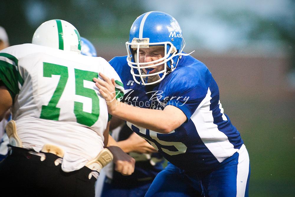 MCHS Freshman Football .vs Greene.9/3/2008