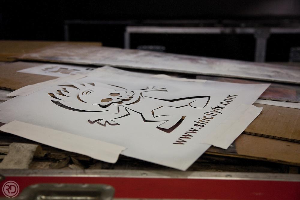 Strictly FX Office & Warehouse.03.18.11..Photograph © Ross Dettman