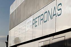 FORMEL 1: Testfahrten, Valencia, 02.02.2011<br /> Illustration, Mercedes GP<br /> © pixathlon