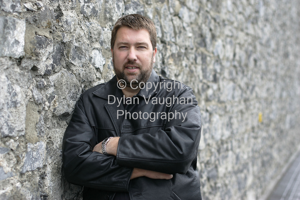 22/10/2004.Thonas Dunne of Ossary Youth in Kilkenny..Picture Dylan Vaughan