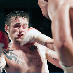 Gary McCallum v Paul Allison | Scottish Middleweight Championship | 8 March 2013