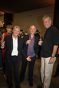 NIKKI BELL; BEN LANGLANDS; RICHARD NOBLE, The £100,000 Art Fund Prize for the Museum of the Year,   Tate Modern, London. 1 July 2015