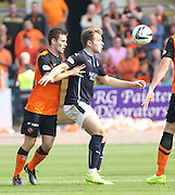 Dundee's Greg Stewart and Dundee United's Scott Smith - Dundee v Dundee United, SPFL Premiership at Dens Park<br /> <br />  - &copy; David Young - www.davidyoungphoto.co.uk - email: davidyoungphoto@gmail.com