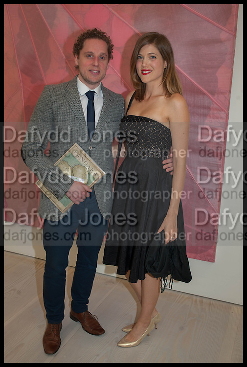 DAVID NEWMAN; CHARITY WAKEFIELD; , Pangaea, New Art from Africa and Latin America. Saatchi Gallery. Duke of York's HQ. King's Rd. London. 1 April 2014.