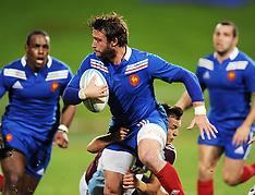 Auckland-Rugby, France v Blues, June 11