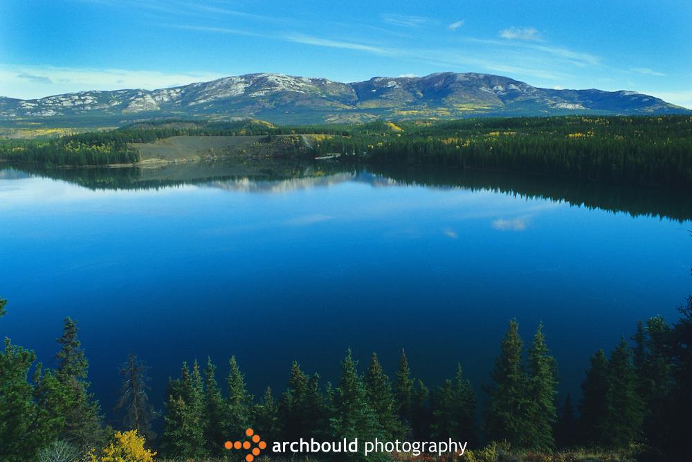 Schwatka Lake, Yukon