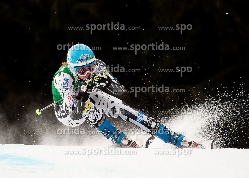 28.12.2010, Panoramapiste, Semmering, AUT, FIS World Cup Ski Alpin, Ladies, Giant Slalom, Bild zeigt Julia Mancuso (USA), EXPA Pictures © 2010, PhotoCredit: EXPA/ M. Gunn